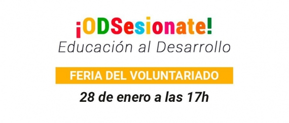 ¡ODSesionate! Feria del Voluntariado 2021